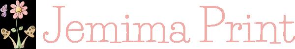 Jemima Print Logo
