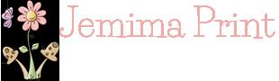 Jemima Print