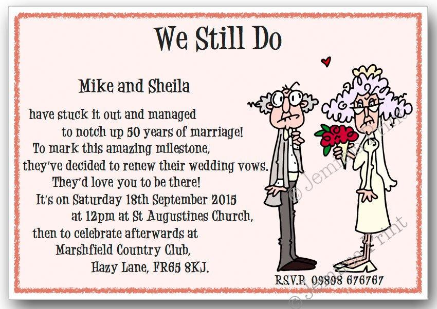 Invitation For Renewal Of Wedding Vows: Renewal Of Wedding Vows Invitations